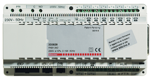 Centralita Telefónica PABX