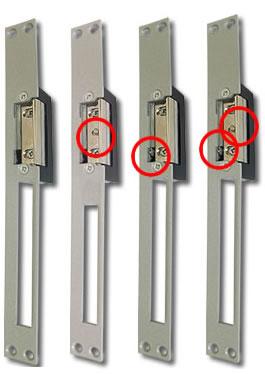 Cerraduras electricas