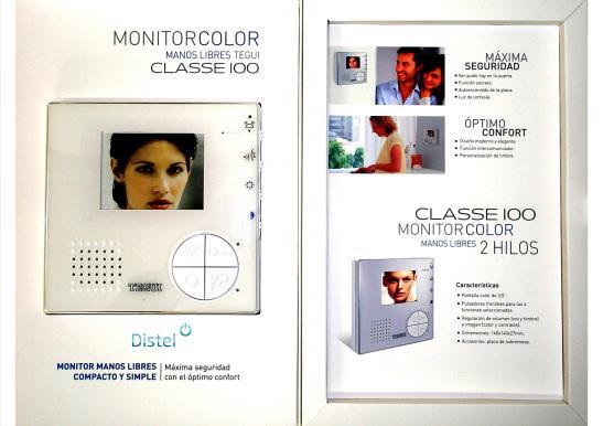 Monitor Tegui classe 100