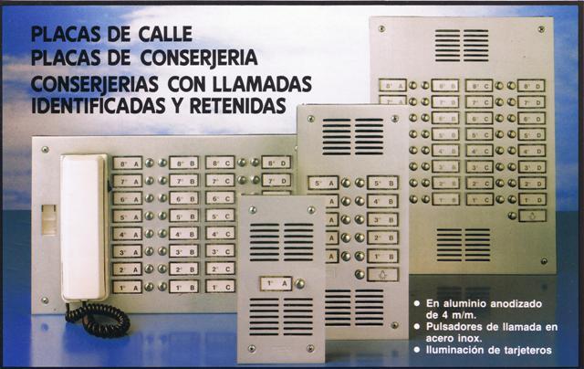 Tegui portero standard distel telecomunicacionesdistel for Instalacion portero automatico tegui
