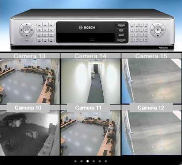 Sistema de grabación de CCTV