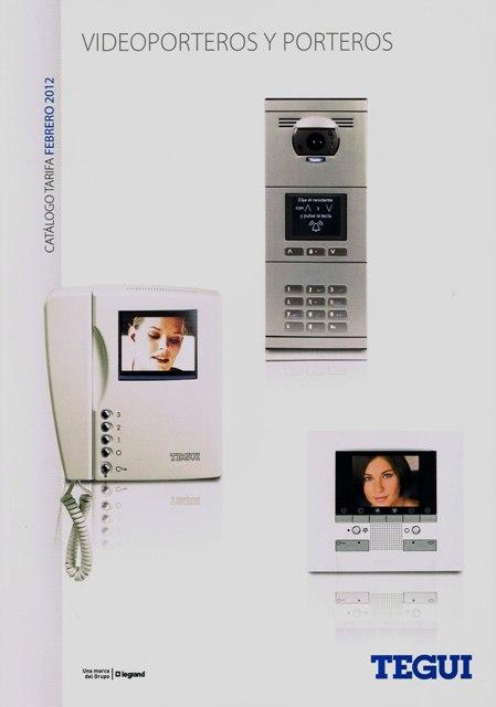 Catálogo Tegui 2012