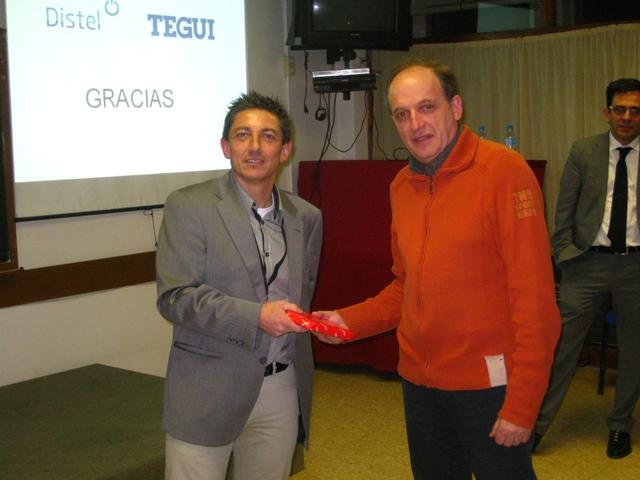 Carlos Alonso y Francisco Montosa