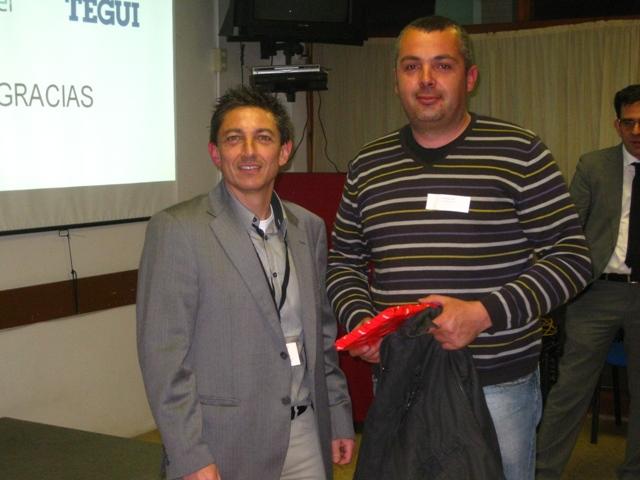 Jordi Pou y Carlos Alonso