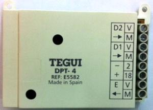 Distribuidor Tegui DPT-4 0E5582