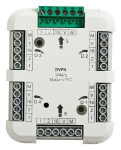 Distribuidor Tegui DVPA